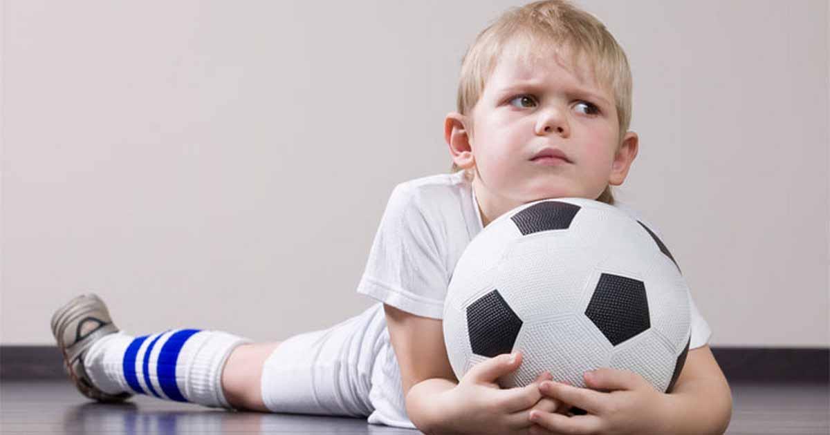 Если ребенок стеснительный, что делать?